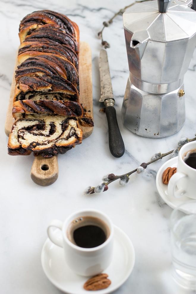 Chocolate babka | chilitonka