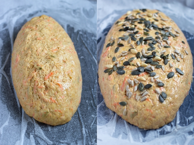 Carrot bread | chilitonka