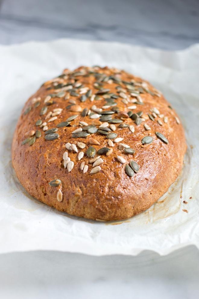 Carrot bread | chilitonka