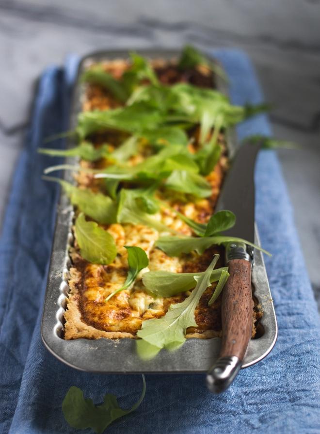 Tarta z serem brocciu | chilitonka