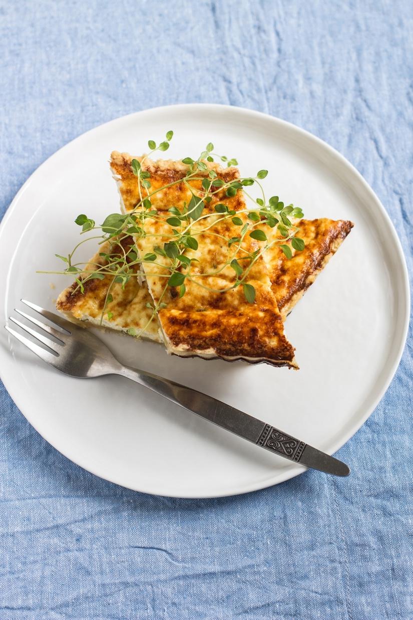 Tarta z serembrocciu