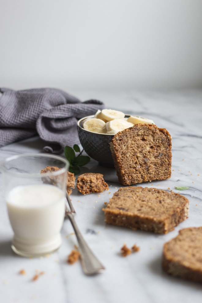 King Arthur Banana Bread | chilitonka