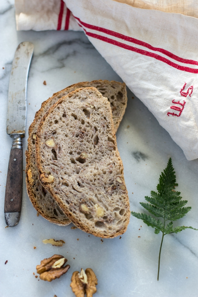 Pain au levain | chilitonka