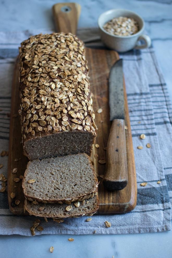 Żytni chleb radzieckiego żołnierza | chilitonka