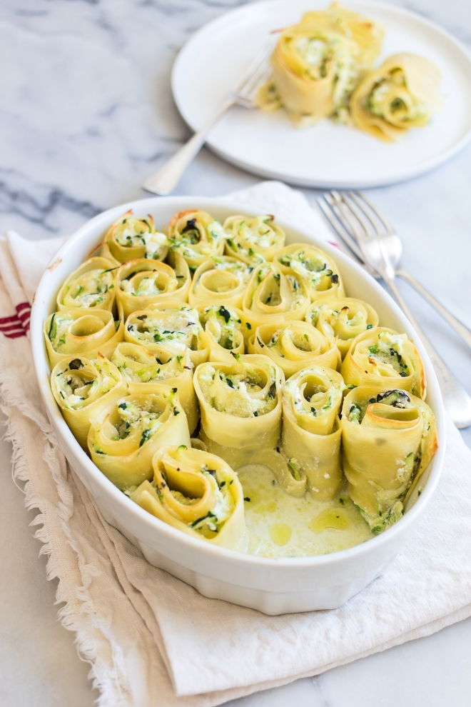 Zawijane lasagne | chilitonka