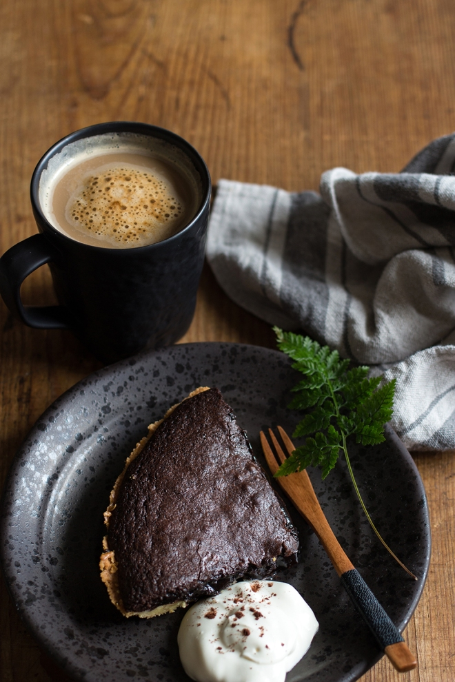 chocolate-brownie-tart | chilitonka