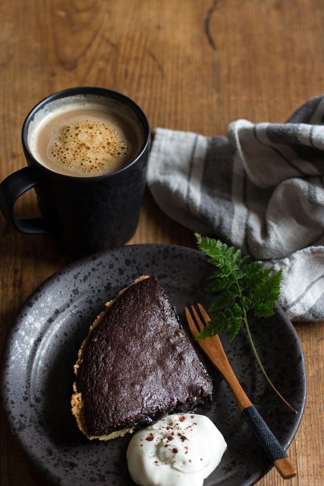 chocolate-brownie-tart | chilitonka